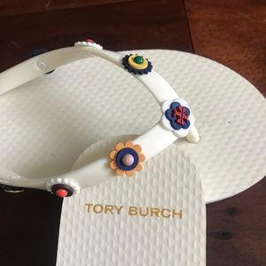 New Tory Birch Flip Flop Rubber Thong Sandal